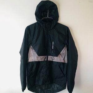 🔥 Guess Black & Grey Windbreaker Jacket 🔥
